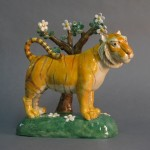 Melancholy tiger