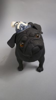 independent Scotland Pug